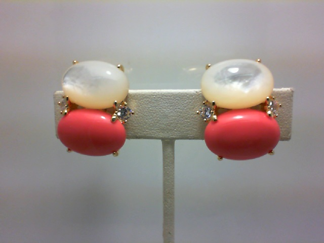 Couture Fashion Earrings by Jarin K Jewelry