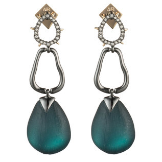 Couture Fashion Earrings by Alexis Bittar