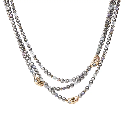 Couture Fashion Necklace by Alexis Bittar